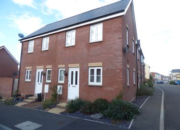 Thumbnail 1 bed end terrace house to rent in Mead Cross, Cranbrook, Exeter