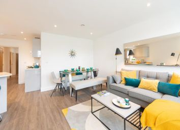 Thumbnail 1 bed flat for sale in Cadogan Terrace, London