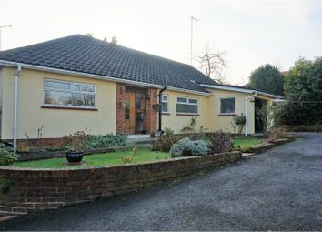 Thumbnail 3 bed detached bungalow for sale in Station Approach, Bexleyheath