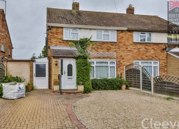 Thumbnail 3 bed semi-detached house for sale in Hyatts Way, Bishops Cleeve, Cheltenham