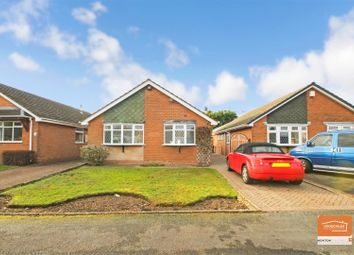 Thumbnail 3 bed detached bungalow to rent in Oakenhayes Drive, Brownhills, Walsall