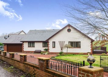 Thumbnail 4 bed detached bungalow for sale in Arran View, Stair, Mauchline