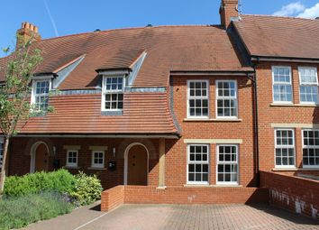 Thumbnail 3 bed terraced house for sale in Lourdes Crescent, Hungerford