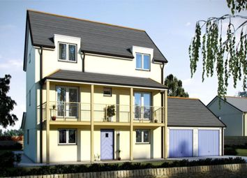 Thumbnail 4 bed semi-detached house for sale in Foundry Close, Hidderley Park, Camborne, Cornwall