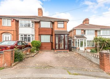 Thumbnail 3 bed semi-detached house for sale in Booths Farm Road, Great Barr, Birmingham