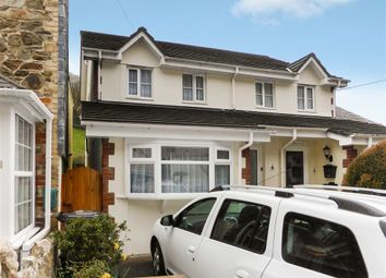 Thumbnail 3 bedroom semi-detached house for sale in Slade Road, Ilfracombe