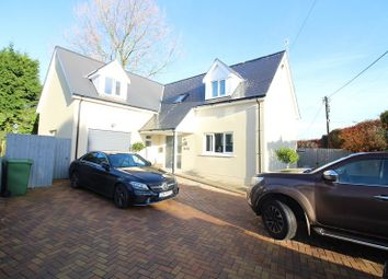 Thumbnail 4 bed detached house for sale in Sandalwood House, Wooden, Saundersfoot, Pembrokeshire
