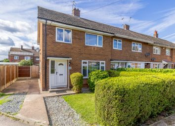Thumbnail 3 bed end terrace house for sale in Briar Lea, Ordsall, Retford