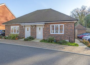 Thumbnail 1 bed bungalow for sale in Mantell Close, Newick