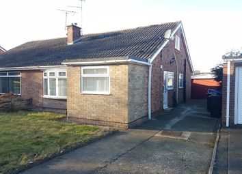 Thumbnail 2 bed bungalow to rent in Wellspring Close, Acklam, Middlesbrough