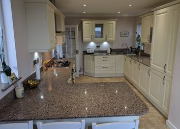 Thumbnail 4 bedroom detached house to rent in Cog Road, Sully, Penarth