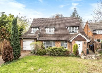 Thumbnail 3 bed detached house for sale in Uplands Close, Gerrards Cross, Bucks.