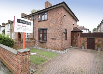 Thumbnail 2 bed semi-detached house for sale in Rangefield Road, Downham, Bromley