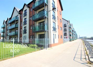 Thumbnail 2 bed flat to rent in The Raphael, Renaissance Point, Rodney Road, Newport