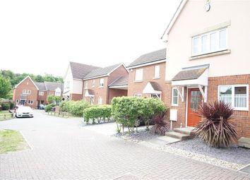 Thumbnail 3 bedroom semi-detached house to rent in Lightermans Mews, Northfleet, Gravesend