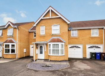 Thumbnail 3 bed terraced house for sale in Peregrine Way, Bicester