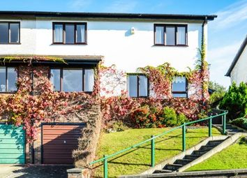 Thumbnail 3 bed semi-detached house for sale in Drws Y Nant, Glan Conwy, Conwy
