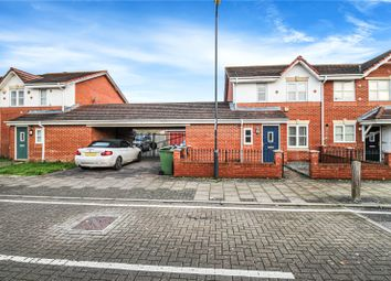 Thumbnail 3 bed end terrace house to rent in Grasshaven Way, London