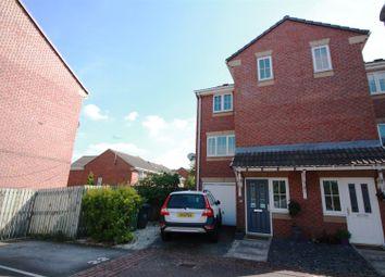 Thumbnail 4 bedroom town house for sale in Kensington Way, Leeds