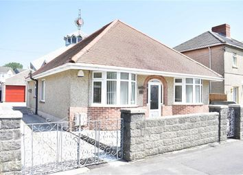 Thumbnail 3 bed detached bungalow for sale in Park Road, Gorseinon, Swansea