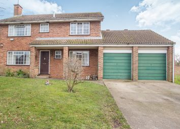 Thumbnail 4 bed detached house for sale in Broadlands, Downham Market