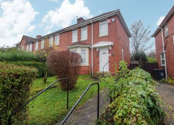 Thumbnail 3 bed terraced house for sale in Adair Avenue, Newcastle Upon Tyne