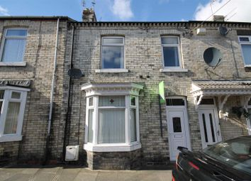 Thumbnail 3 bed terraced house to rent in Milburn Street, Crook