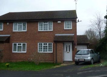 Thumbnail 3 bed semi-detached house to rent in Woodfield Way, Theale, Reading