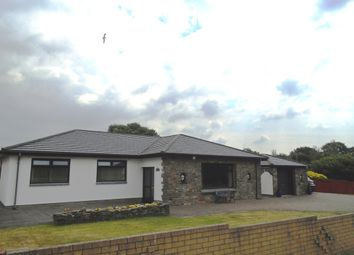 Thumbnail 3 bed detached bungalow for sale in Mwrwg Road, Llangennech, Llanelli, Carmarthenshire, Llangennech, Llanelli, Carmarthenshire, West Wales