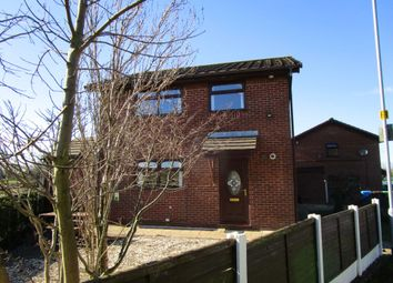 Thumbnail 3 bed detached house for sale in Bullcote Green, Royton, Oldham