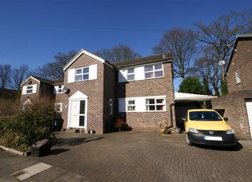 Thumbnail 3 bed detached house to rent in Park Close, Lightcliffe, Halifax