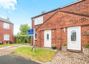 Thumbnail 3 bed semi-detached house for sale in Haven Court, Blyth