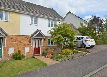 Thumbnail 3 bed semi-detached house for sale in Broomhouse Park, Witheridge, Tiverton
