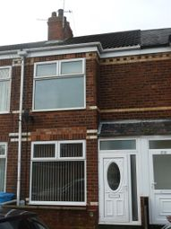 Thumbnail 2 bedroom terraced house to rent in Hampshire Street, Hull