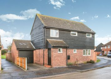 Thumbnail 3 bed detached house for sale in Menish Way, Chelmsford