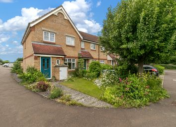 Thumbnail 3 bed end terrace house for sale in Elbourn Way, Bassingbourn, Royston