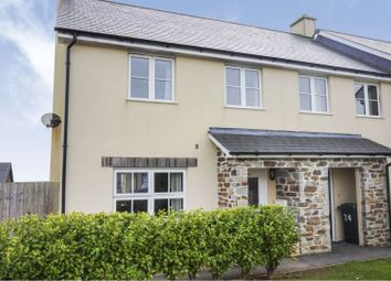 Thumbnail 3 bed semi-detached house for sale in Eddystone View, Polperro