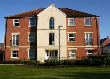 Thumbnail 2 bed flat to rent in Herschel Close, Swindon