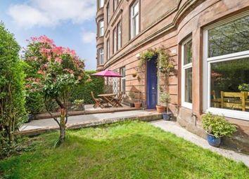 Thumbnail 3 bed flat for sale in Fergus Drive, North Kelvinside, Glasgow