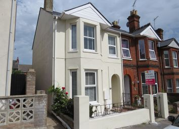 Thumbnail 3 bed end terrace house for sale in Oakland Road, Dovercourt, Harwich