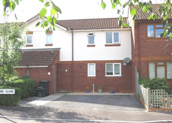 Thumbnail 2 bedroom terraced house for sale in Lapwing Close, Minehead