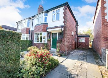 Thumbnail 3 bed semi-detached house for sale in The Circuit, Cheadle Hulme, Cheadle
