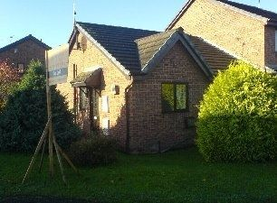Thumbnail 2 bed bungalow to rent in Jamieson Close, Chester