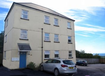 Thumbnail 2 bed flat for sale in Roselare Close, St Austell