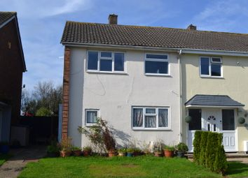 Thumbnail 2 bed end terrace house for sale in Tilbury Mead, Harlow, Essex