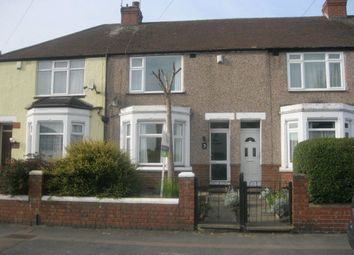 Thumbnail 2 bedroom terraced house to rent in Mulberry Road, Courthouse Green, Coventry
