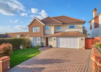 Thumbnail 4 bedroom detached house for sale in Hill Rise, Seaford