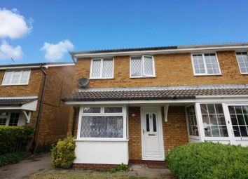 Thumbnail 3 bed semi-detached house to rent in Ganges Road, Ipswich, Suffolk