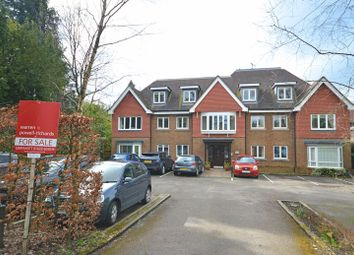 Thumbnail 2 bed flat for sale in Boundary Road, Grayshott, Hindhead