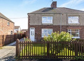 Thumbnail 4 bed semi-detached house for sale in Berry Avenue, Trimdon Grange, Trimdon Station